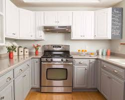 ... Kitchen Cabinets, White Rectangle Classic Wooden Pre Built Cabinets Home  Depot Stained Ideas For Home ...
