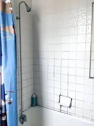 best way to clean shower tiles and grout its hard to make an old al bathroom best way to clean shower