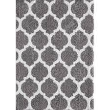 natco seyward titanium pure white 8 ft x 10 ft area rug san7696 65 1ab the home depot
