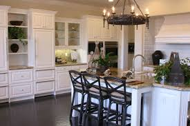 Of White Kitchens Interesting White Kitchen Cabinets With Granite Countertops And