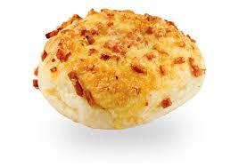Cheese Ham Bun Cobs Bread
