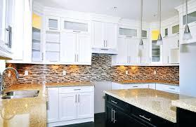 backsplash tile white cabinets white kitchen cabinets with white glass tile backsplash white cabinets