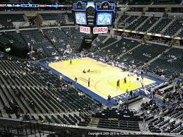 Rare Bankers Fieldhouse Seating Bankers Life Fieldhouse