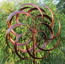 garden wind spinner wind sculpture kinetic art for your garden
