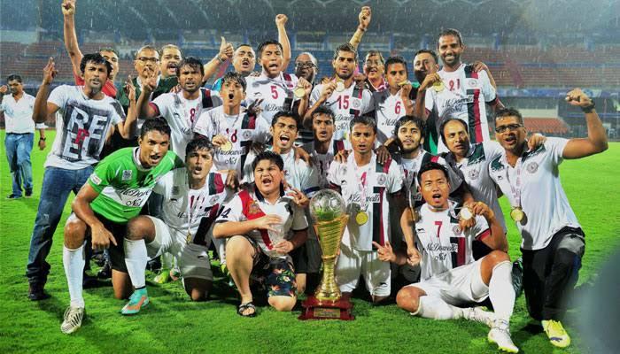 Image result for mohun bagan i league chanpions