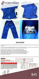 Tatami Belt Size Chart Tatami Fightwear Nova Kids Bjj Gi Tatami Fightwear Are Proud