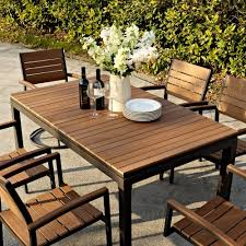 outdoor furniture crate and barrel.  Furniture Wonderful Crate And Barrel Outdoor Furniture Throughout Rocha Dining  Collection Decor Look Alikes With