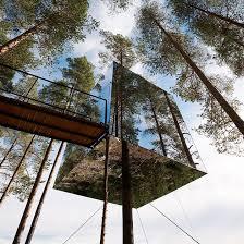 Tree House Architecture Treehotel Dezeen