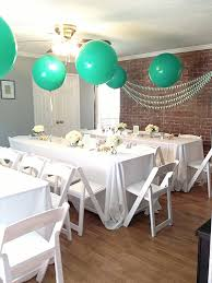mint baby shower ideas 100 layer cakelet