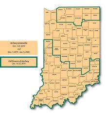 Wild Turkey Indiana Hunting Seasons Regulations 2019