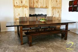 extendable farmhouse table. Rustic Table Farm Seiko Perfect Extendable Farmhouse Design And For Decorations On The William Farley