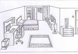 Simple bedroom drawing Interior Beautiful Ideas Design Drawings Incredible Majestic Looking Ayoqqorg 11 Bedroom Drawing Childrens Bedroom For Free Download On Ayoqqorg