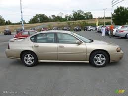 Sandstone Metallic 2004 Chevrolet Impala LS Exterior Photo ...