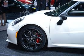 new car launches june 20152015 Alfa Romeo 4C Launch Edition Make US Debut  Automobile