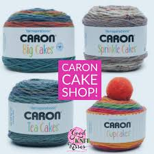 Caron Cakes Color Chart Caron Cake Shop New Yarn Goodknit Kisses