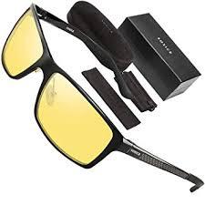 SOXICK Men's HD Polarized Night Driving Glasses ... - Amazon.com
