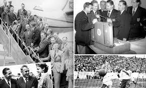 「Joe Gaetjens' legend will always reside in Belo Horizonte,」の画像検索結果