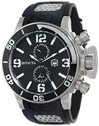 s diving watch invicta watches for men big face multi function watch s diving black