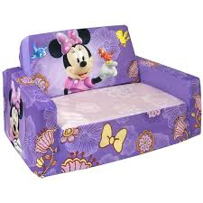 minnie mouse sofa marshmallow flip open sofa awesome creative flip open sofa in furniture mouse couch