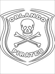 Orlando Pirates Fc Kleurplaat Gratis Kleurplaten