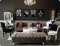 lashfully hollywood sofa ottoman and phillipe chair in rich velvets look stunning in this sumptuous beauty salon the victoria coffee table and louis beauty room furniture