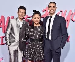 Anthony de la torre and lana condor attend the bafta los angeles tea party in los angeles on jan. Ps I Still Love You Who Noah Lana And Jordan Are Dating Irl
