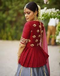 Full Sleeve Lehenga Blouse Design What To Wear To Winter Weddings Blouse Design Ideas The