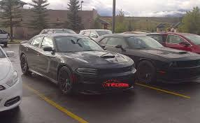 2015 Dodge Charger Hellcat - Caught in the Wild [Spied] - The Fast ...