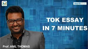 how to tok essay in minutes how to tok essay in 10 minutes