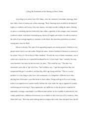eng quiz  4 pages lifting the prohibition of the ratting on peers taboo