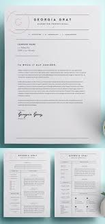 Modern Resume Cover Letters Business Infographic Beautiful Simple Modern Resume And Cover