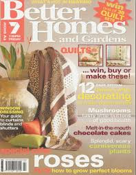 better homes gardens magazine 1 year free subscription to better