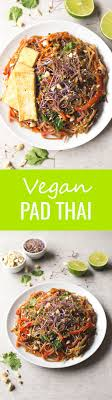 25 best ideas about Vegetarian pad thai on Pinterest