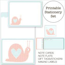 Printable Note Cards 10 Free Printable Cards And Stationery Sets That Rival Anything
