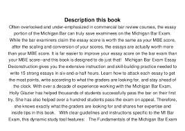 michigan bar exam essay deconstruction holly glazier pd michigan bar exam essay deconstruction holly glazier pdf