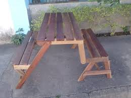 pallet folding bench and picnic table jpg 960 720