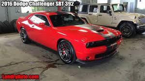 2016 Dodge Challenger SRT 392 Torred with Twin Black Strips - YouTube