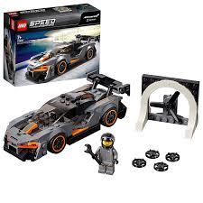 Đồ Chơi Xếp Hình LEGO McLaren Senna 75892