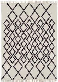 ney diamond mono rug