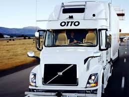 Budweiser Designated Driver Commercial Video Ubers Self Driving Truck Startup Otto Makes Its First