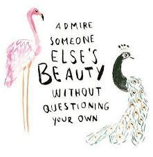 Beauty Comparison Quotes Best of Comparison Tess Adams Coaching
