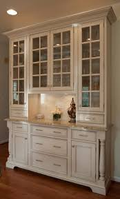 kitchen hutch buffet storage cabinet skinny counter with glass fronted cabinetry and drawers built in buffet