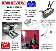 748 Review Products From Blinky Bricks