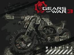 rat bike gears of war fandom powered by wikia