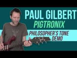 "the deep secret behind peter green s ""magic"" 1959 les paul tone paul gilbert official demo of the pigtronix philosopher s tone micro"