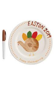 Mud Pie Women S Size Chart Mud Pie Thanksgiving Handprint Plate Kit Nordstrom