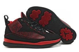 Jordan Sneakers Number Chart Air Jordan Cp3 Iii Black Red