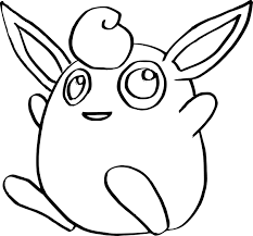 Pokemon Coloring Pages Misty