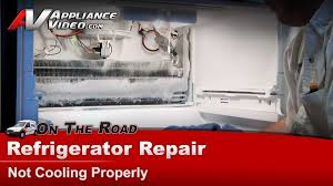 whirlpool maytag kitchenaid kenmore roper sears refrigerator repair not cooling you