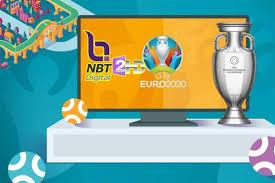 เฮด่วน!! ถ่ายทอดสด ยูโร 2020 ที่ช่อง NBT 2HD เริ่มนัดแรกคืนพรุ่งนี้ - 1news